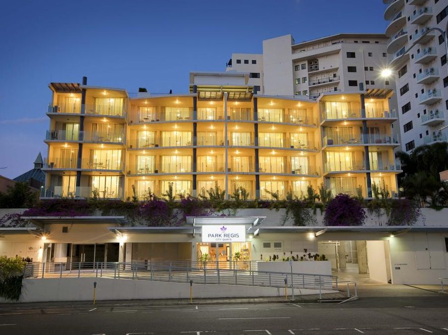 Cairns City Accommodation - Cairns Resort Accommodation ...