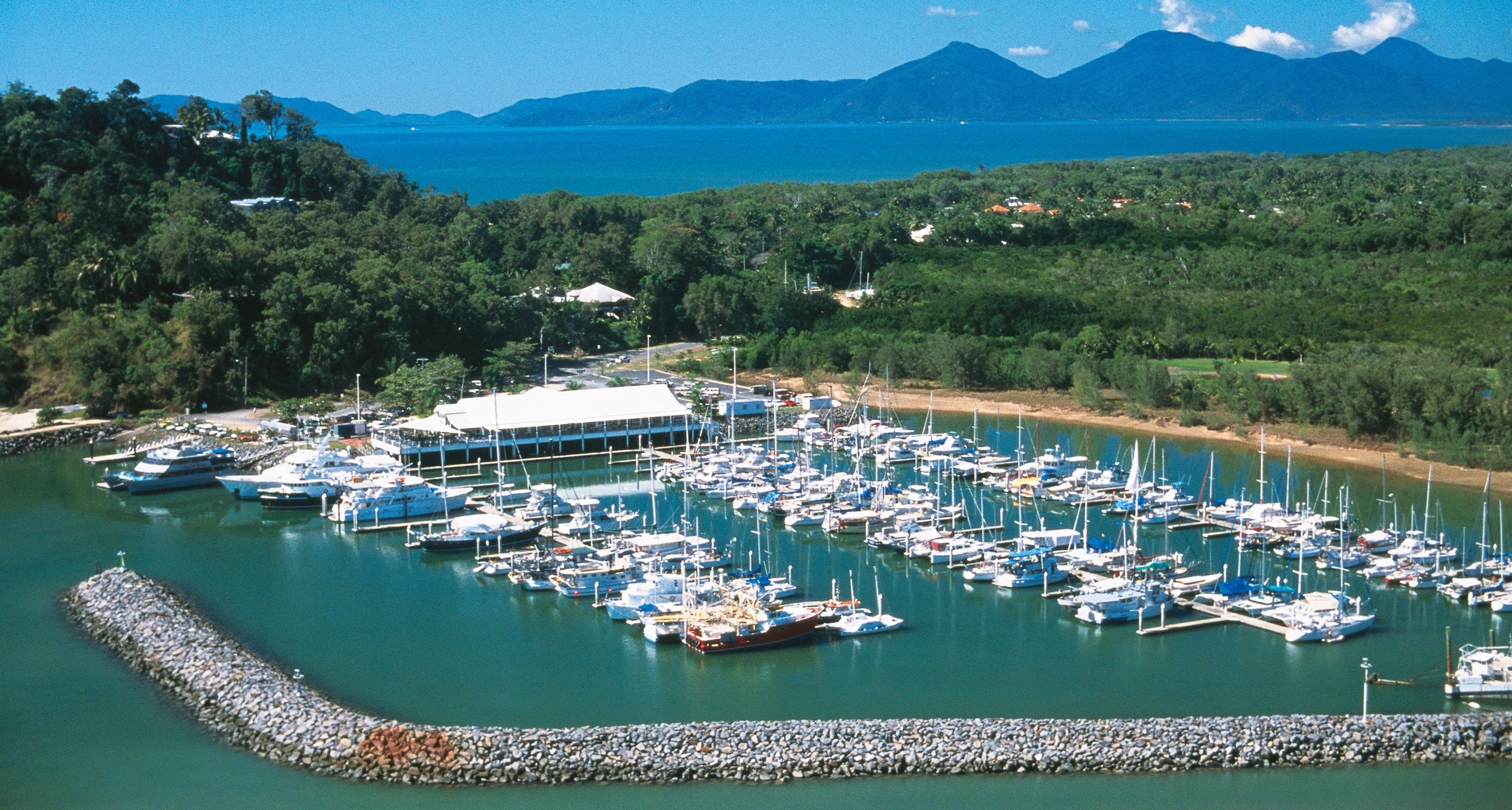 Fishing Locality Guide - Yorkeys Knob Cairns - North Queensland