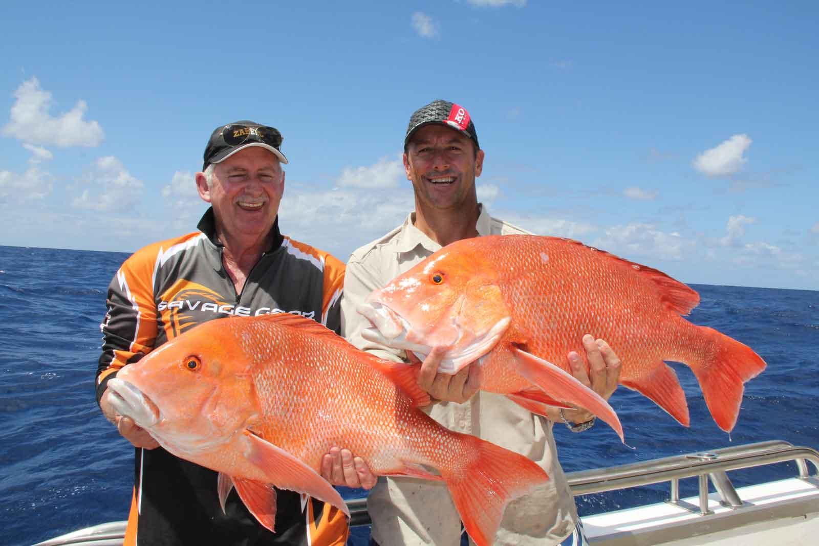 Fishing cairns reef fishing estuary fishing sport fishing for Fishing guide salary