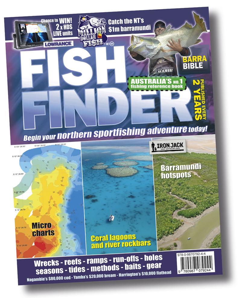 Fish Finder 2019-21